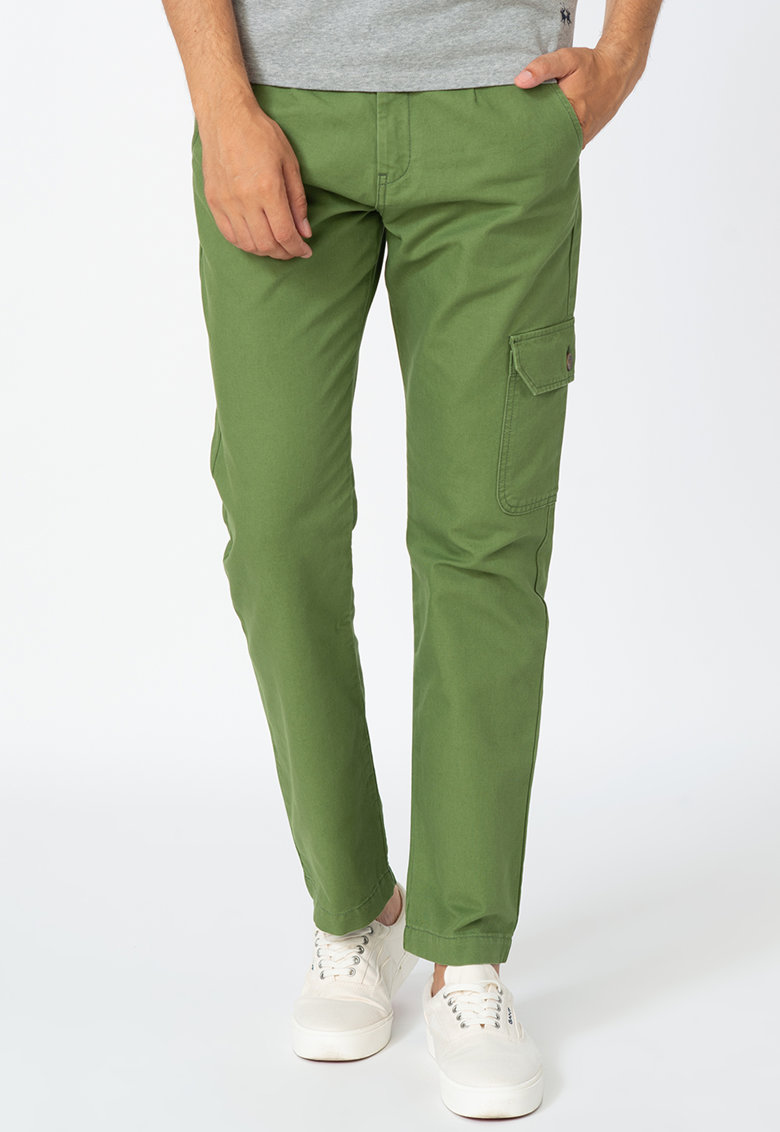 Pantaloni cargo regular fit