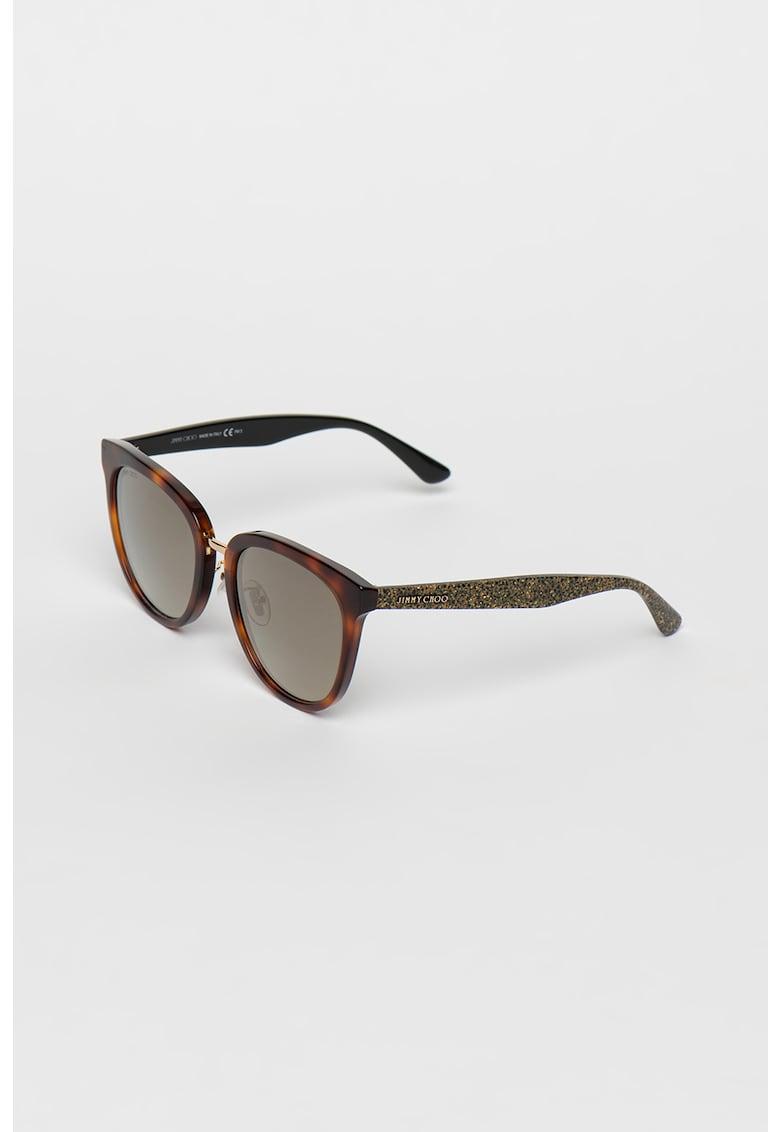 Ochelari de soare cat-eye Cade imagine fashiondays.ro Jimmy Choo
