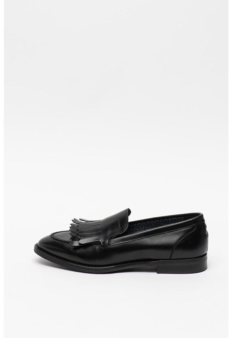 Pantofi loafer de piele St Beeton