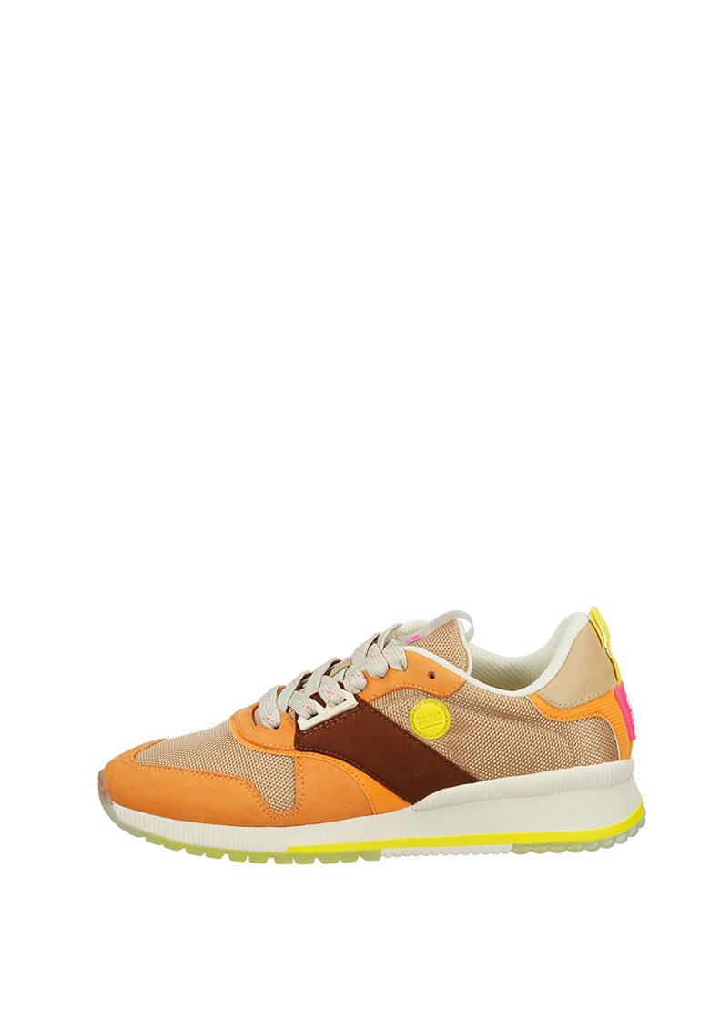 Pantofi sport cu model colorblock Vivi