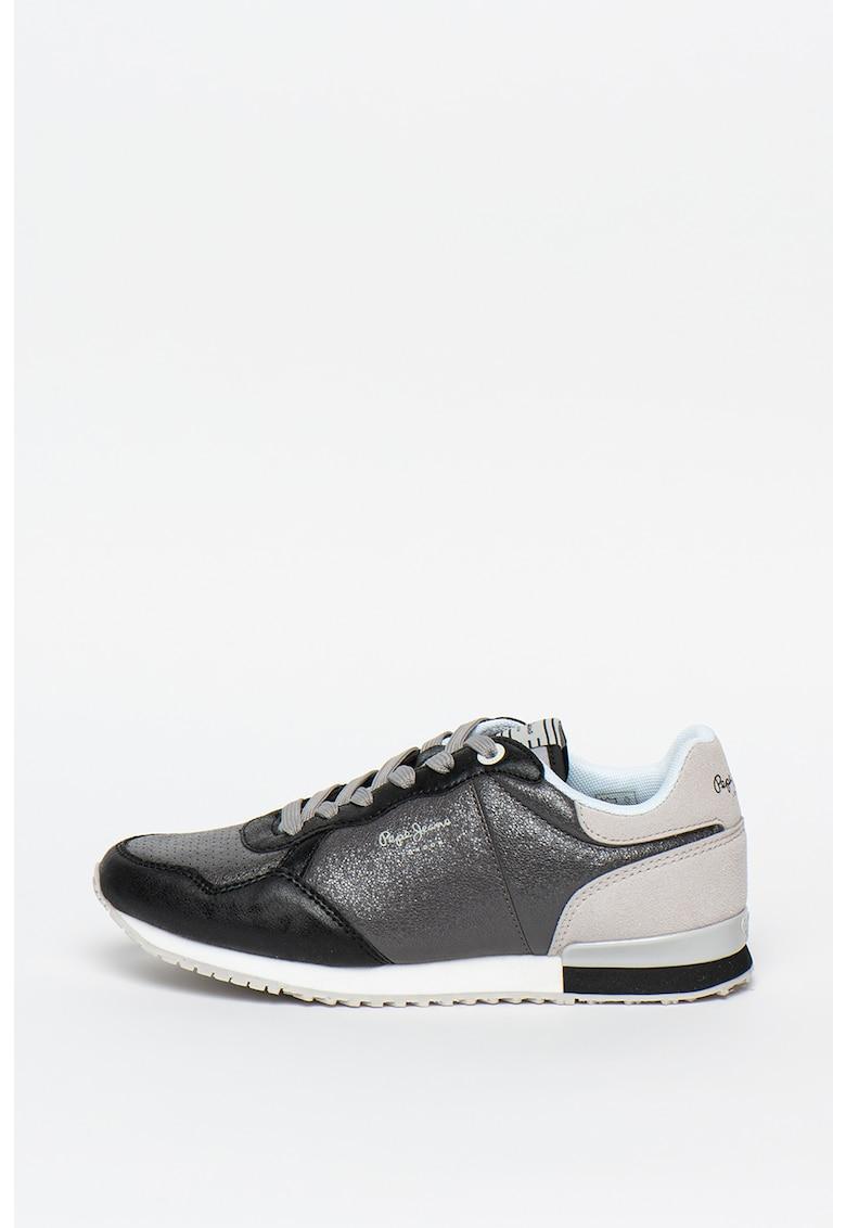 Pantofi sport de piele Abbey 3