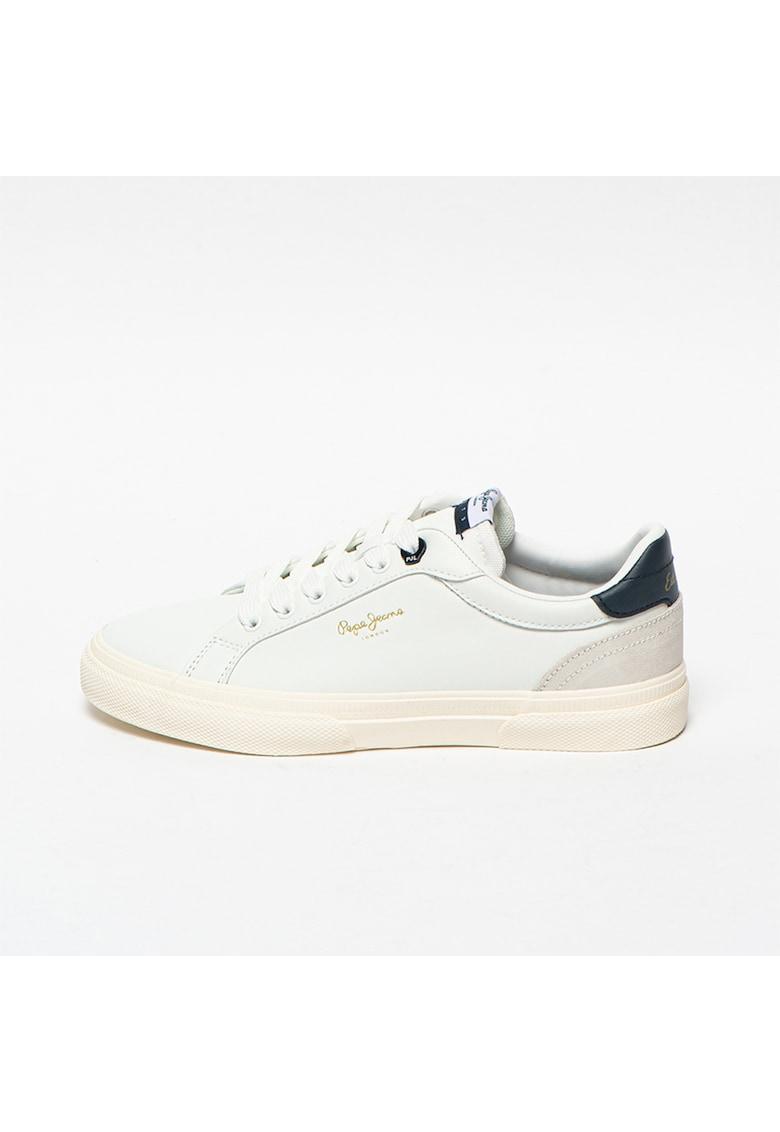 Pantofi sport cu garnituri de piele intoarsa Kenton