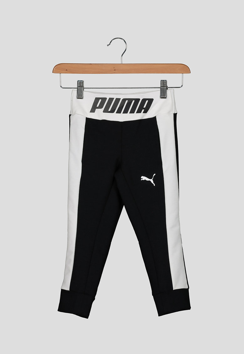 Pantaloni sport cu imprimeu logo Mordern Sports imagine