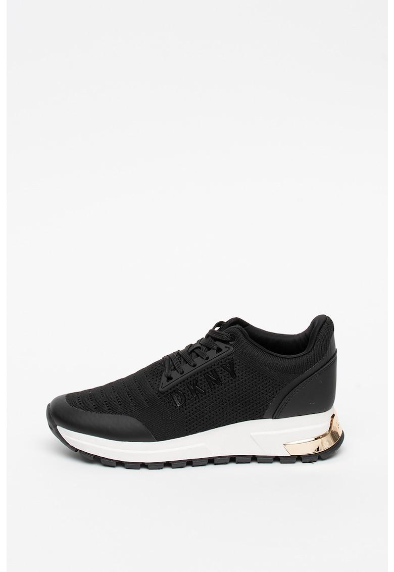 Pantofi sport de plasa - cu garnituri de piele ecologica Meltz imagine promotie
