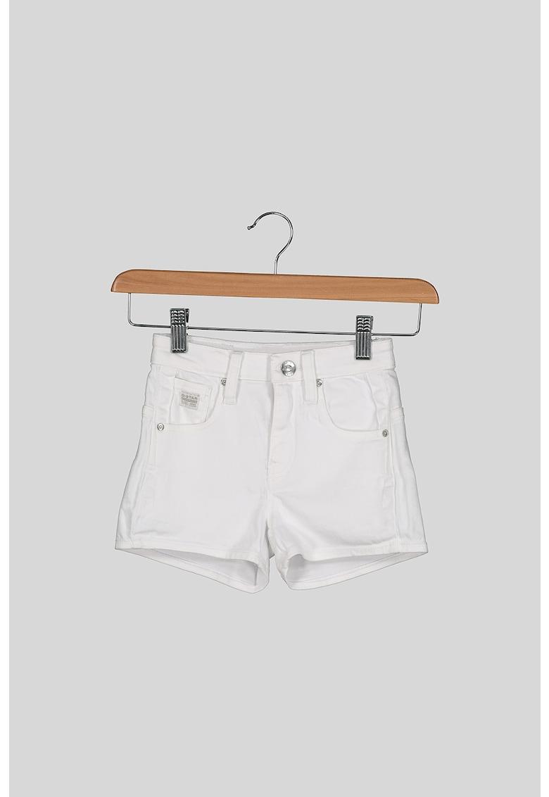 Pantaloni scurti din denim cu 5 buzunare imagine fashiondays.ro