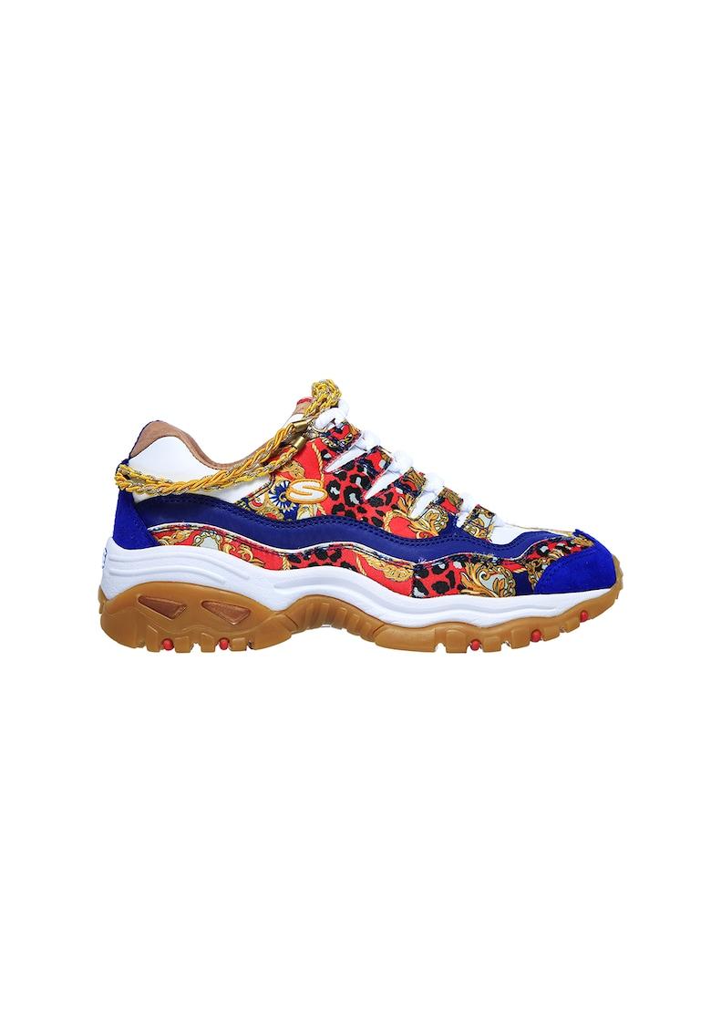 Pantofi sport cu model Energy - Captains View imagine
