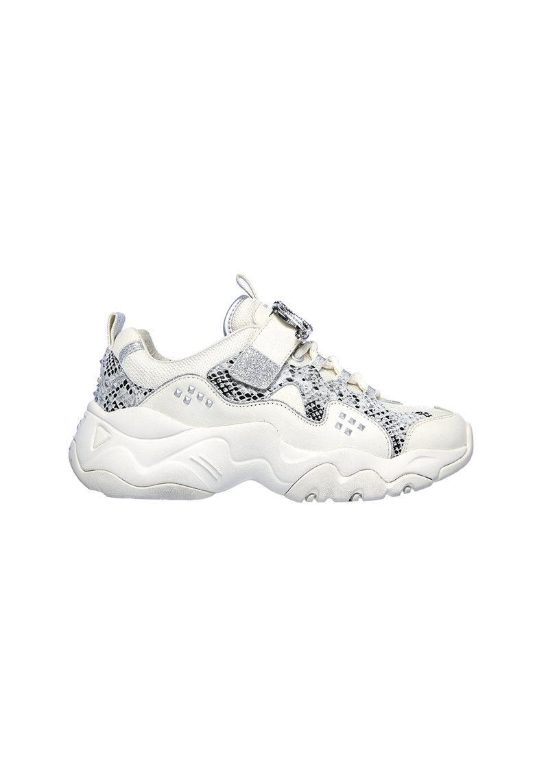 Pantofi sport cu talpa wedge si tinte D'Lites 3.0 imagine