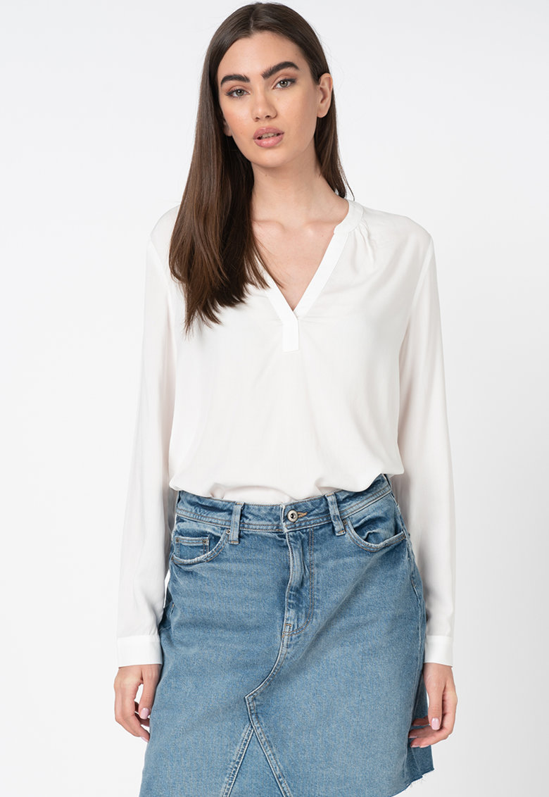 Bluza vaporoasa tip tunica de la Esprit