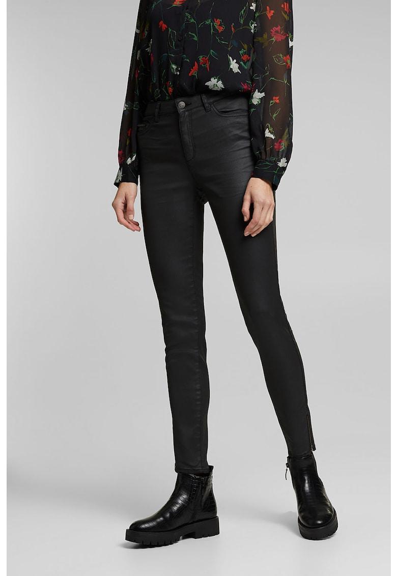 Pantaloni cu slituri cu fermoar la nivelul gleznei