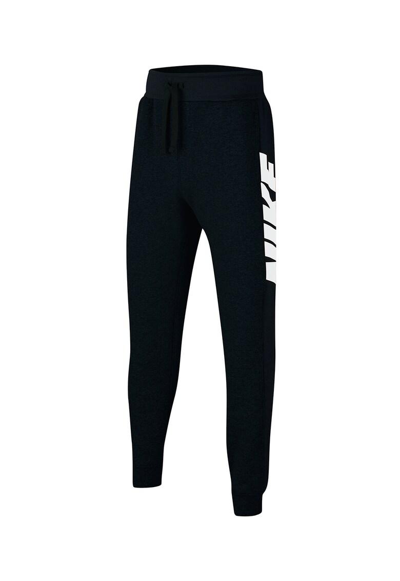 Pantaloni sport cu snur imagine