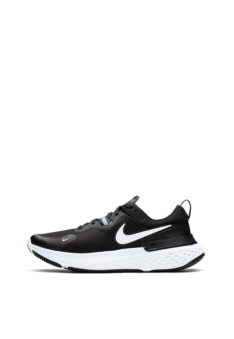 Pantofi cu detalii reflectorizante -pentru alergare React Miler imagine