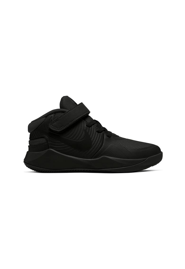 Pantofi sport cu banda velcro Team Hustle D 9 FlyEase