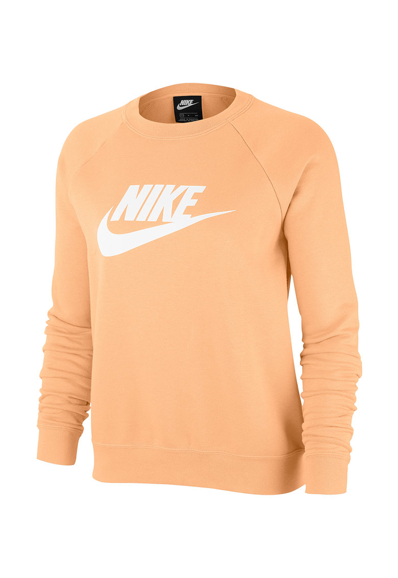 Bluza sport cu maneci raglan Essential