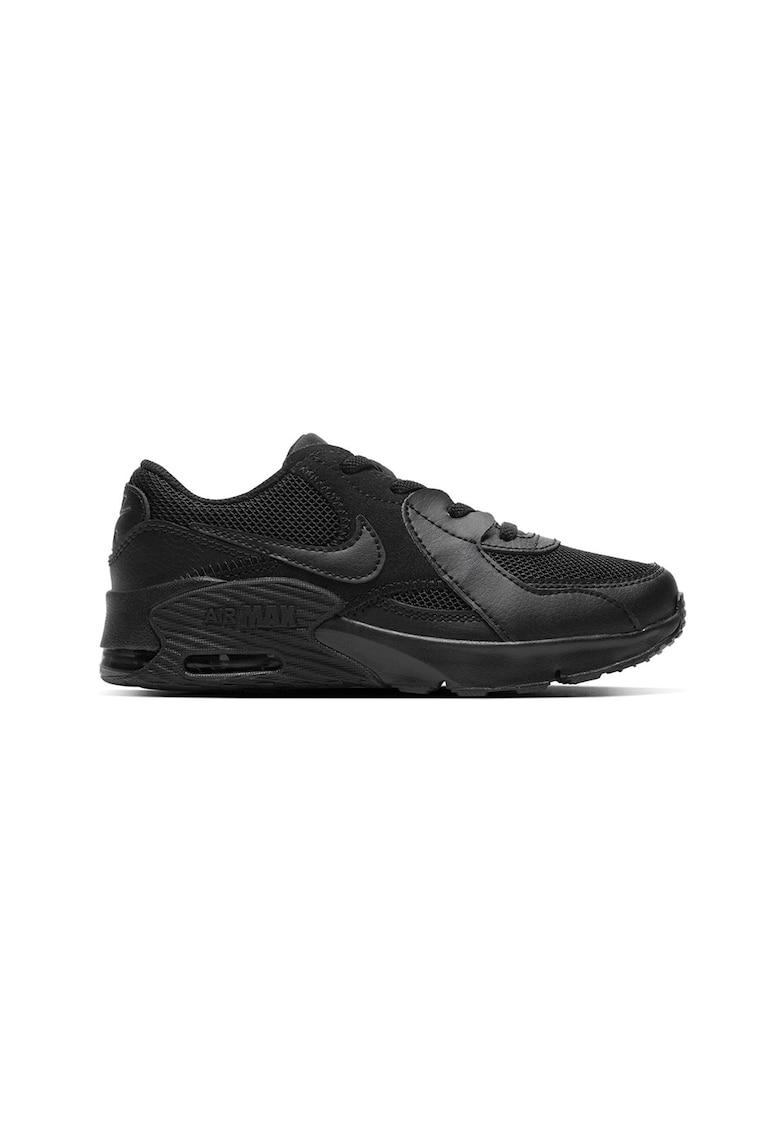 Pantofi sport de piele si material textil Air Max Excee