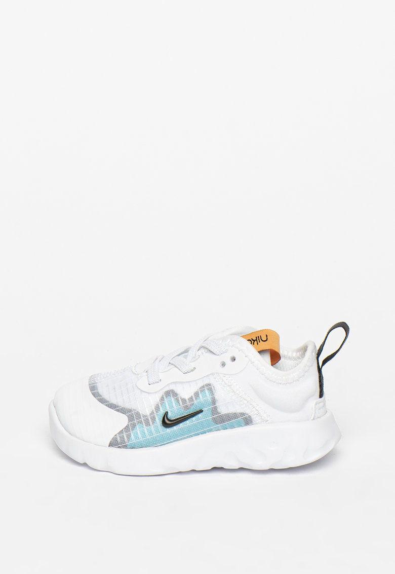 Pantofi sport din plasa cu garnituri din piele ecologica Renew Lucent imagine