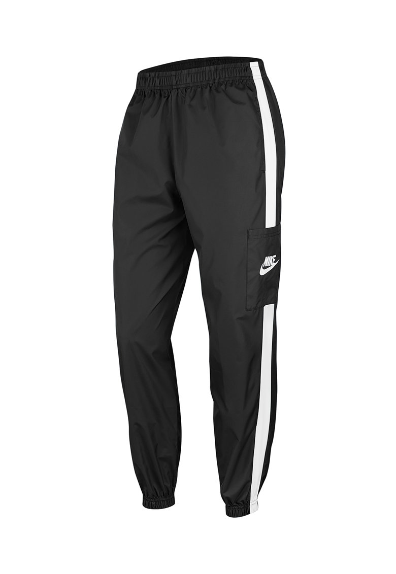 Pantaloni sport cu talie inalta imagine