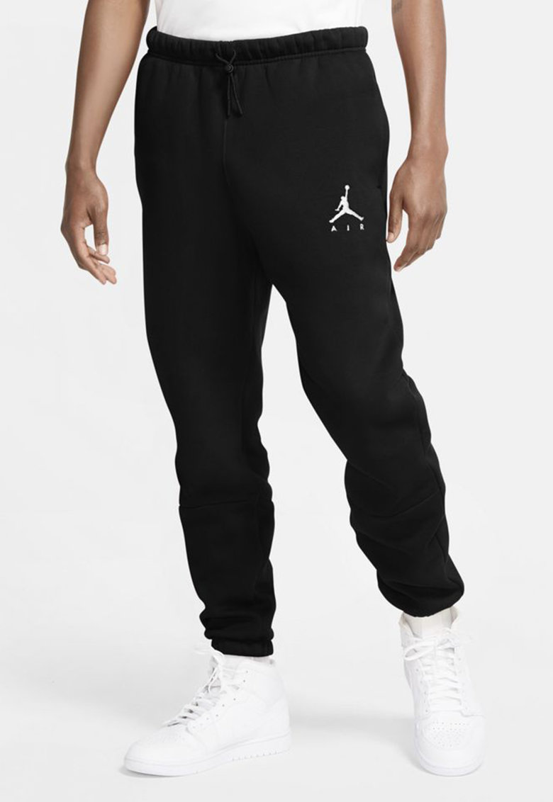 Pantaloni sport cu snur in talie Jumpman Air imagine fashiondays.ro