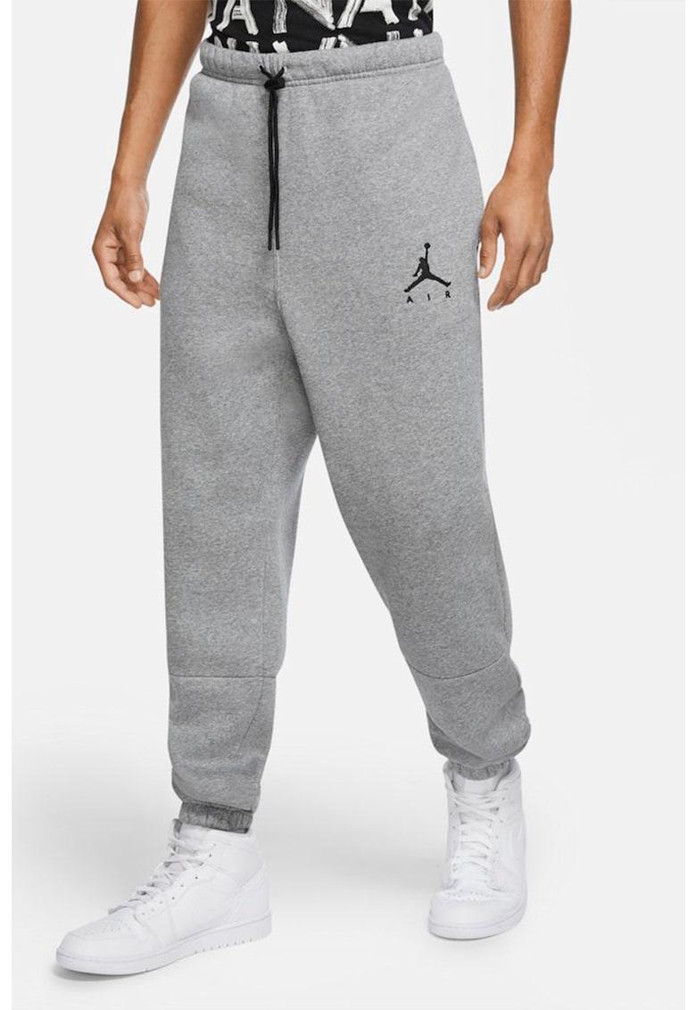 Pantaloni sport cu snur in talie Jumpman Air