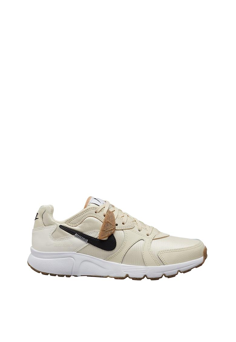 Pantofi sport cu insertii de piele Nike Atsuma imagine