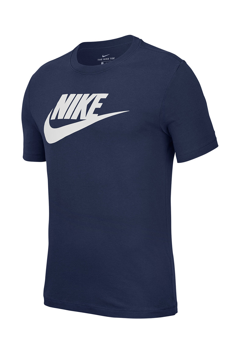 Tricou de bumbac Icon Futura imagine fashiondays.ro Nike