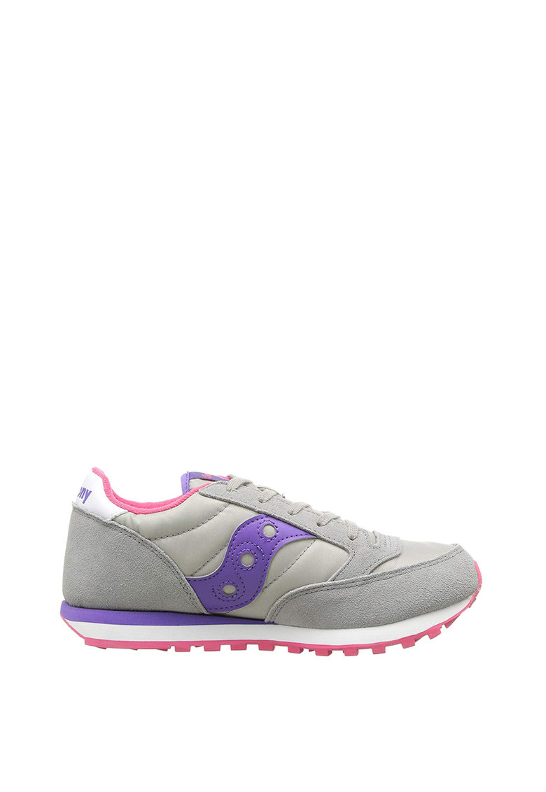 Pantofi sport cu garnituri de piele intoarsa Jazz Original