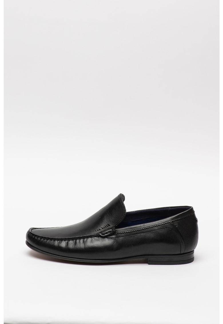 Pantofi loafer de piele Lassty imagine