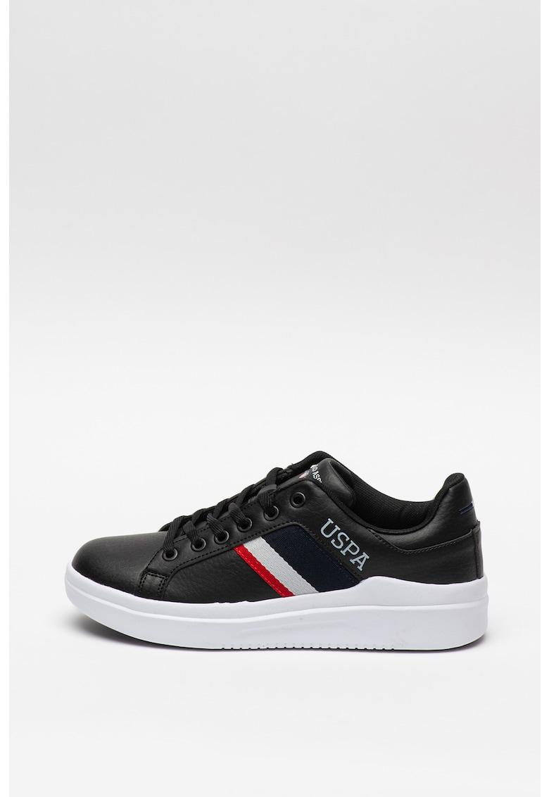 Pantofi sport de piele ecologica 1