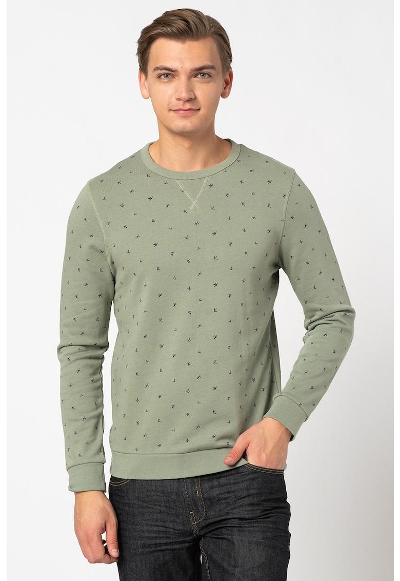 Bluza sport cu model