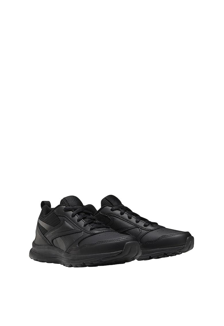 Pantofi de piele ecologica pentru alergare cu aspect perforat Altmotio 5.0 imagine fashiondays.ro