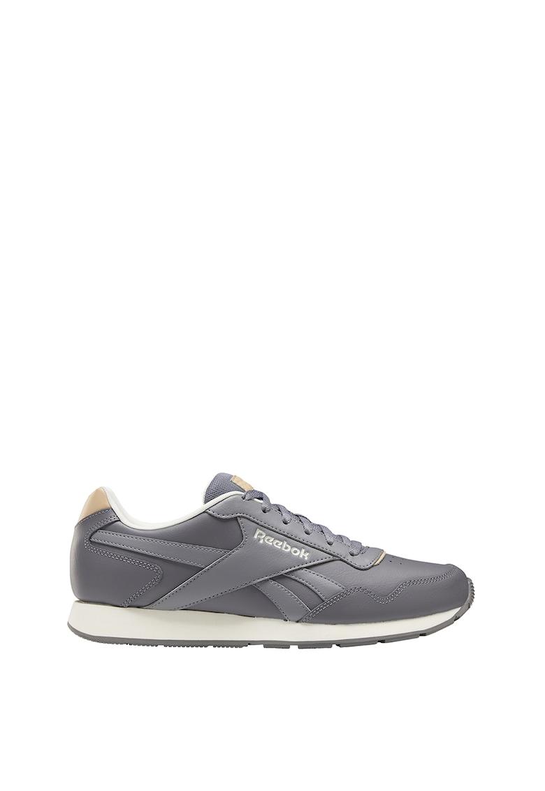 Pantofi sport de piele peliculizata - pentru alergare Royal Glide