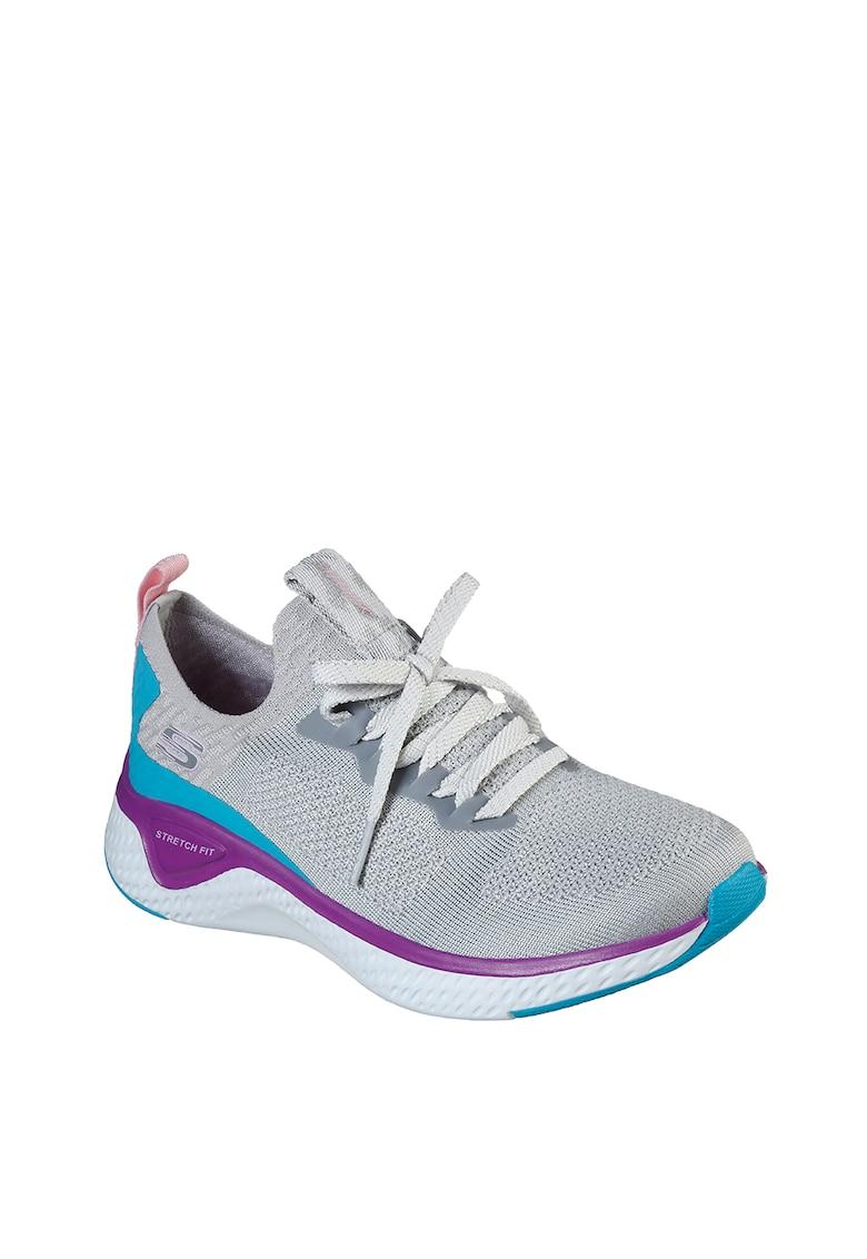 Pantofi sport slip-on din material usor Solar Fuse imagine
