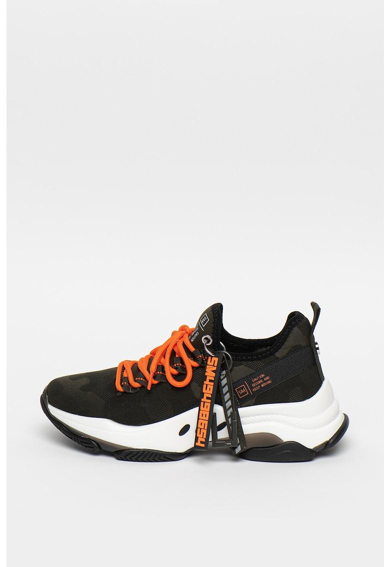Pantofi sport cu imprimeu camuflaj Mac