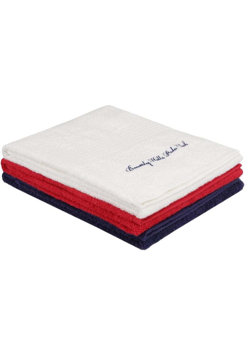 Beverly Hills Polo Club Set 3 prosoape  100% bumbac - 480 gr/m² - 50 x 90cm3