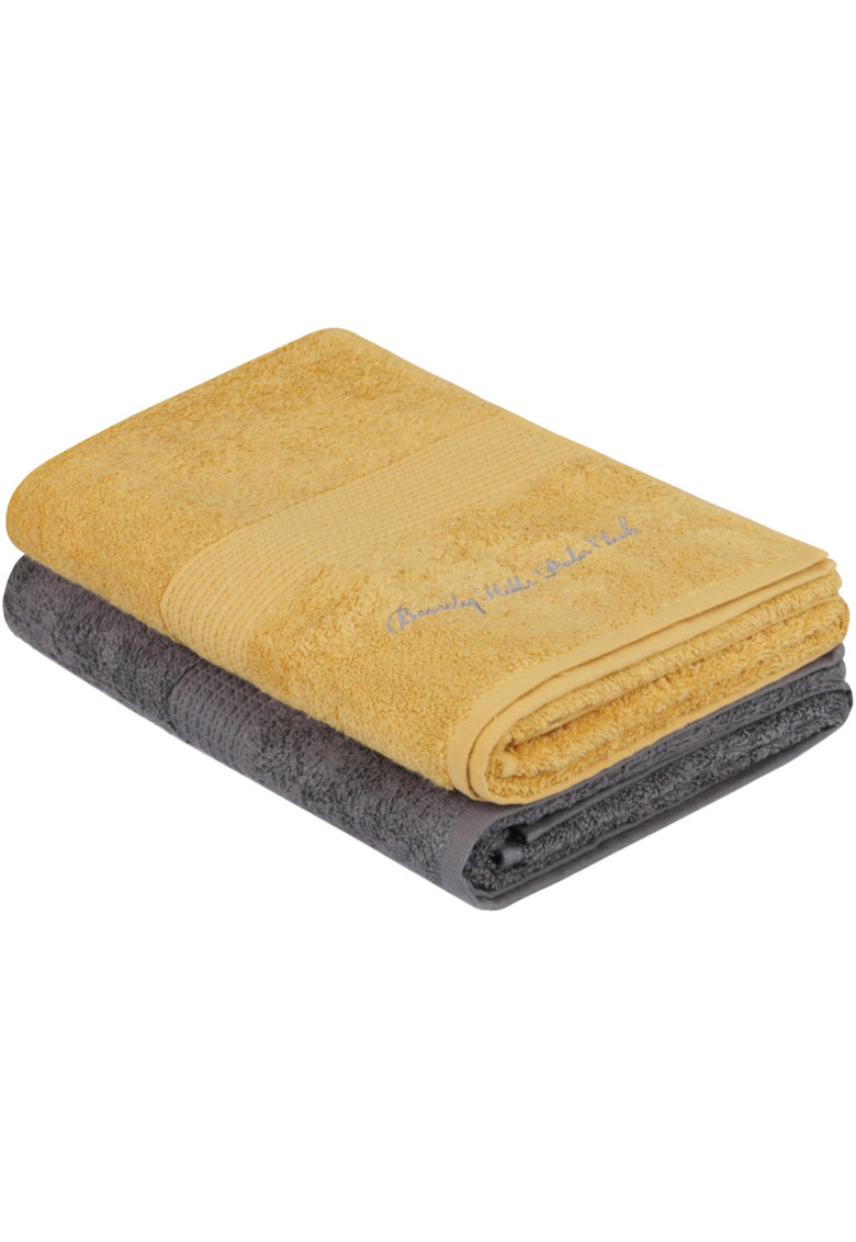 Set 2 prosoape 100% bumbac - 480 gr/m² - 70 x 140 cm3 fashiondays.ro