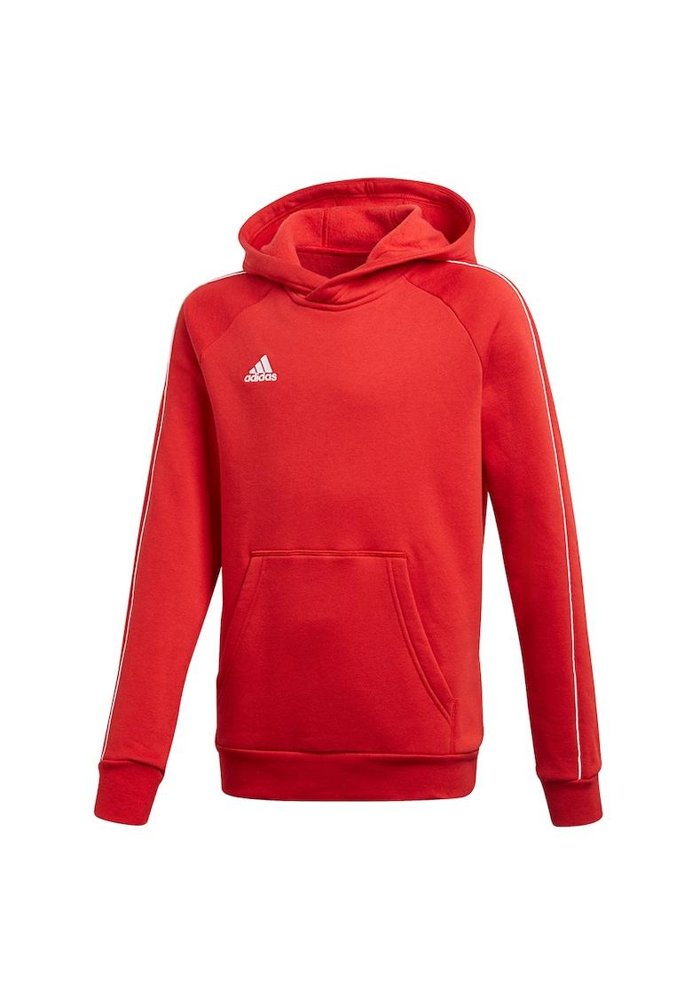Bluza sport cu fermoar - pentru fotbal Core18