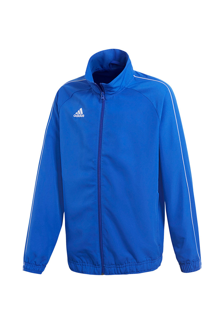 Bluza sport cu fermoar - pentru fotbal Core18 imagine