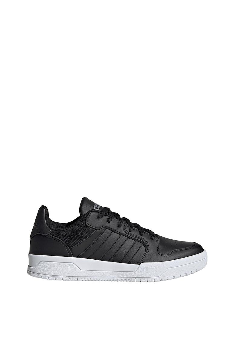 Pantofi cu detalii perforate - pentru baschet Entrap