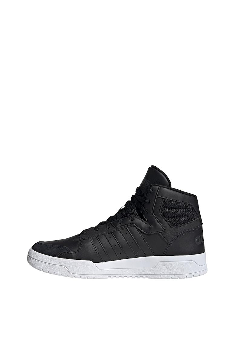 Pantofi mid-cut pentru baschet Entrap