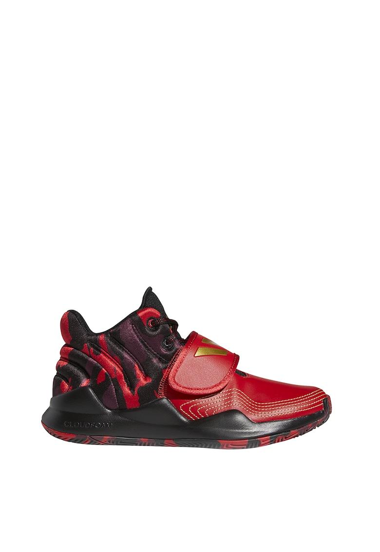 Pantofi slip-on - mid-cut - pentru baschet Deep Threat J