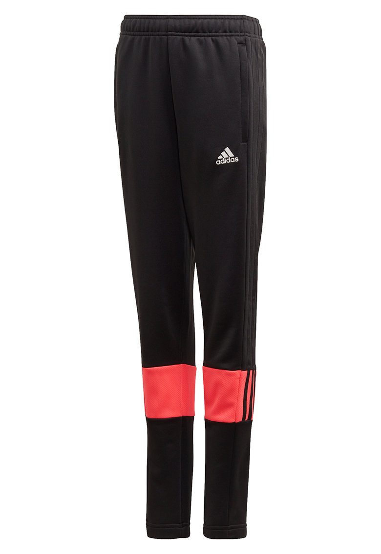 Pantaloni conici pentru fitness 3 Stripes imagine