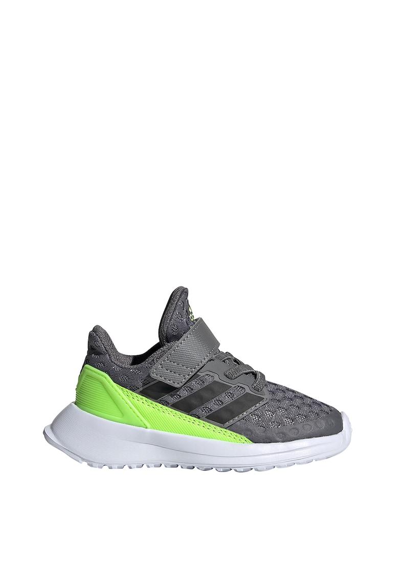 Pantofi slip-on - pentru alergare RapidaRun EL