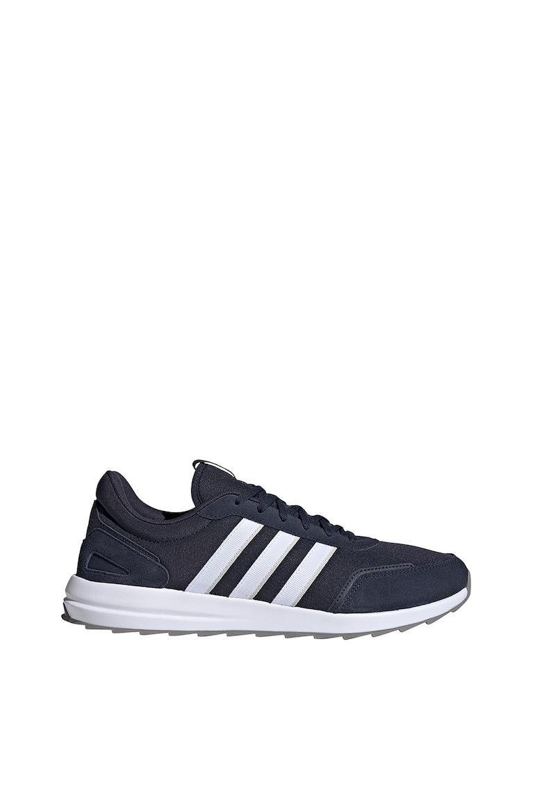 Pantofi cu insertii de piele - pentru alergare Retrorunner