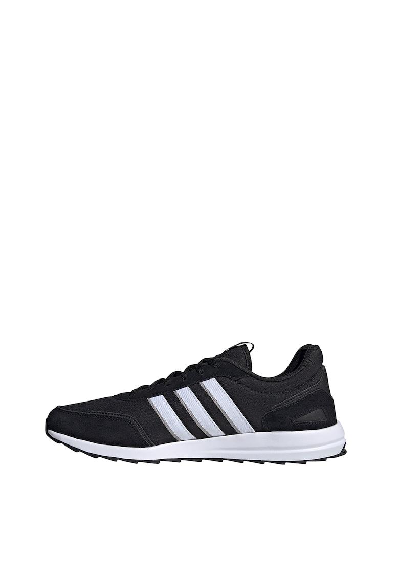 Pantofi cu insertii de piele - pentru alergare Retrorunner imagine