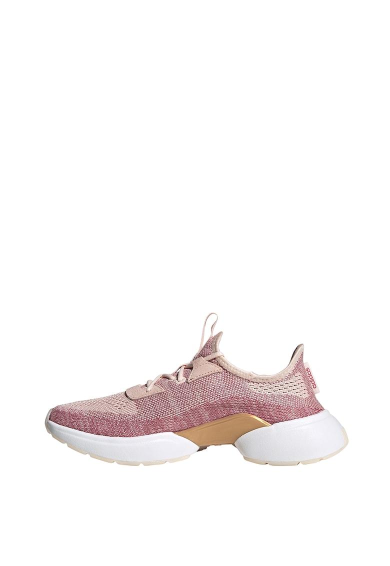 Pantofi slip-on de plasa cu aspect tricotat - pentru alergare Mavia de la adidas Performance