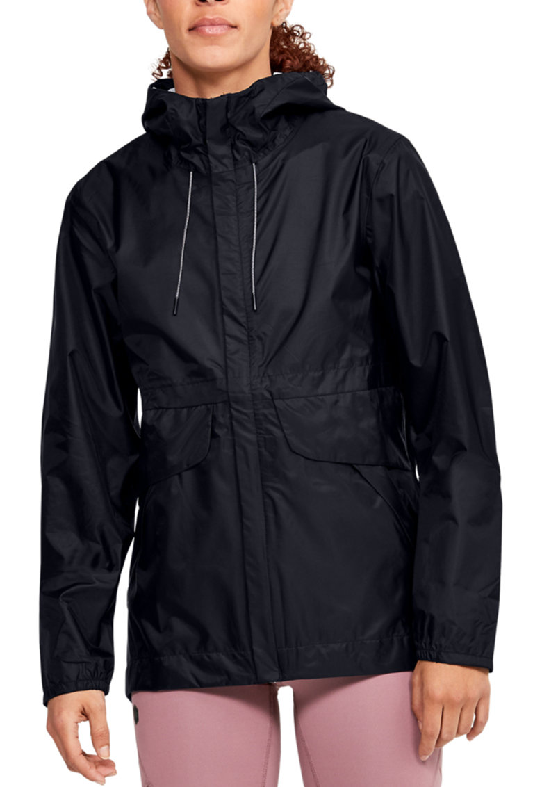 Jacheta impermeabila - din material respirabil - cu gluga - pentru fitness Cloudburst Shell