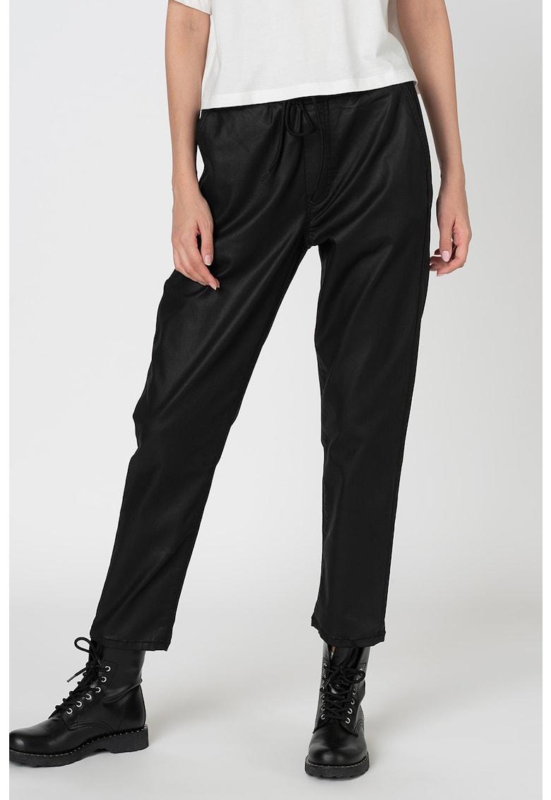 Pantaloni de piele ecologica Cara
