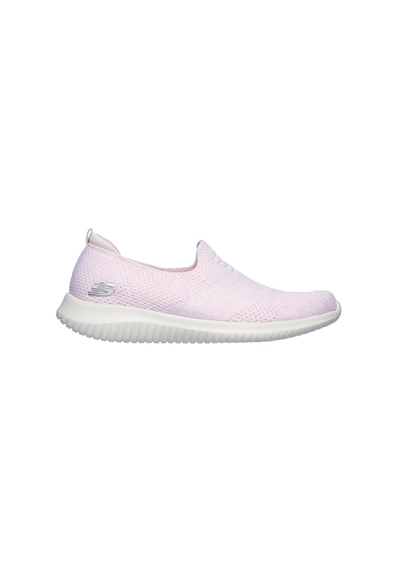 Pantofi sport slip-on de plasa tricotata Ultra Flex 2.0 3