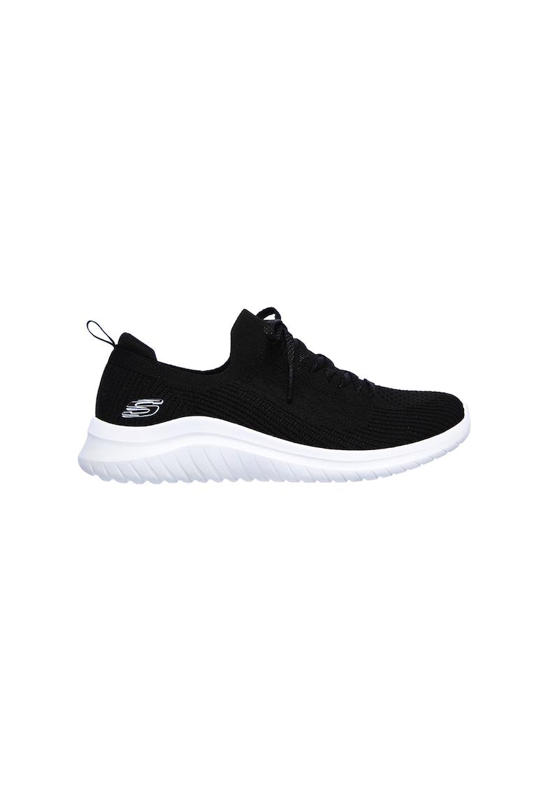 Pantofi sport cu insertii de piele ecologica Zinger 2.0 3
