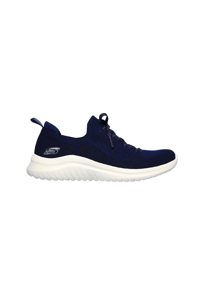 Pantofi sport slip-on cu design tricotat Ultra Flex 2.0 3