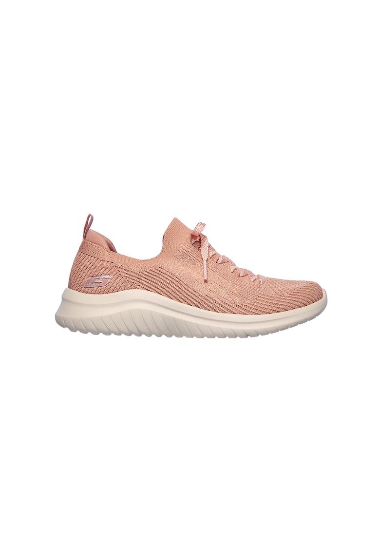 Pantofi sport slip-on de plasa imagine